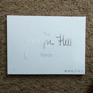 Jacyln hill morphe eyeshadow palette